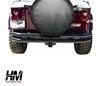 paraurti posteriore jeep wrangler tj