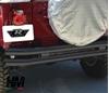 Paraurti a doppio tubo anteriore/posteriore Jeep Wrangler TJ