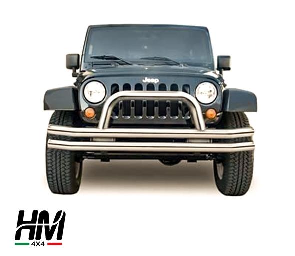 paraurti anteriore jeep tj