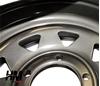 Cerchi in acciaio 6x15 per Suzuki