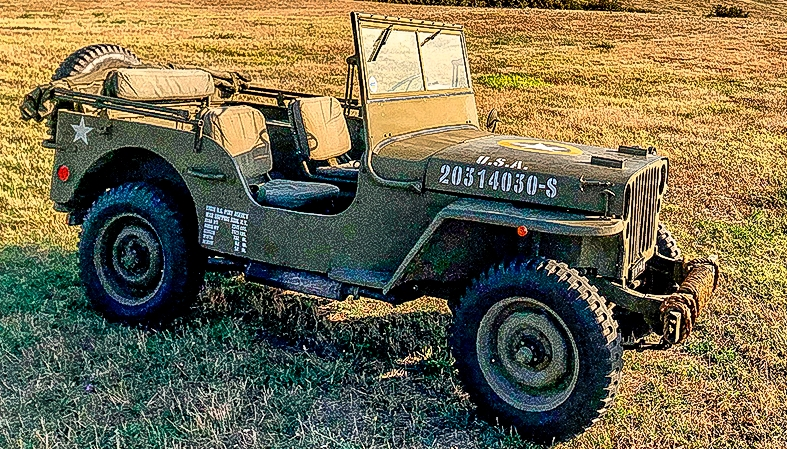Picture for category Jeep Willys MB 1941-1945